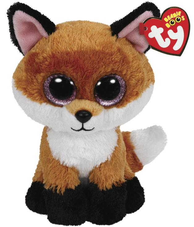8457abf5341 TY Beanie Boos - Slick Fox