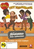Love Thy Neighbour - The Movie DVD
