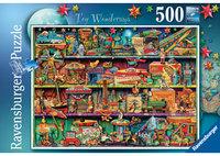Ravenburger - Toy Wonderama Puzzle (500pc)