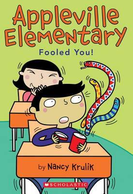 Appleville Elementary #4: Fooled You! by Nancy Krulik image