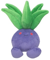 Pokemon: Oddish Stuffed Toy - Small