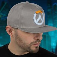 Overwatch Frenetic Snap Back Hat - Grey