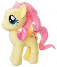 "My Little Pony: Fluttershy - 12"" Plush image"