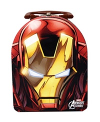 Marvel: Iron Man Arch Shape Tin Tote Lunchbox