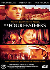 The Four Feathers on DVD