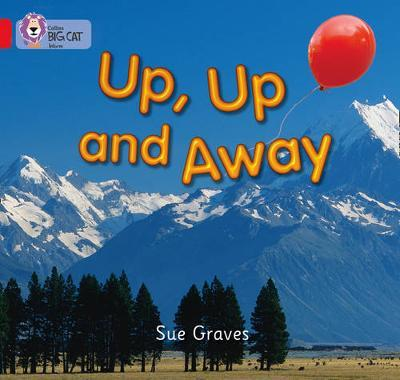 Up, Up and Away by Sue Graves image