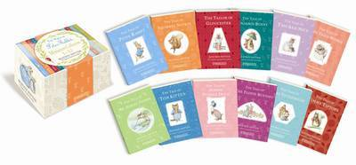The World of Peter Rabbit: Mini Original Tales Box Set by Beatrix Potter