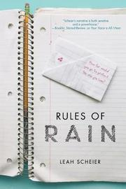 Rules of Rain by Leah Scheier image