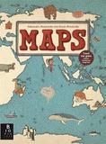 Maps by Aleksandra Mizielinska
