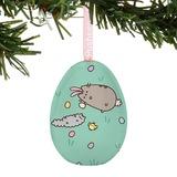Pusheen: Tin Egg Ornament - Easter Egg Hunt