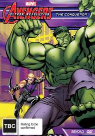 Avengers: Ultron Revolution - The Conqueror on DVD