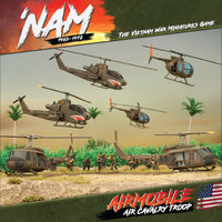'Nam Airmobile Air Cavalry Troop