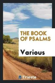 The Book of Psalms by Various ~ image