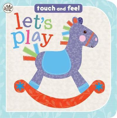 Little Me Let's Play by Parragon Books Ltd image