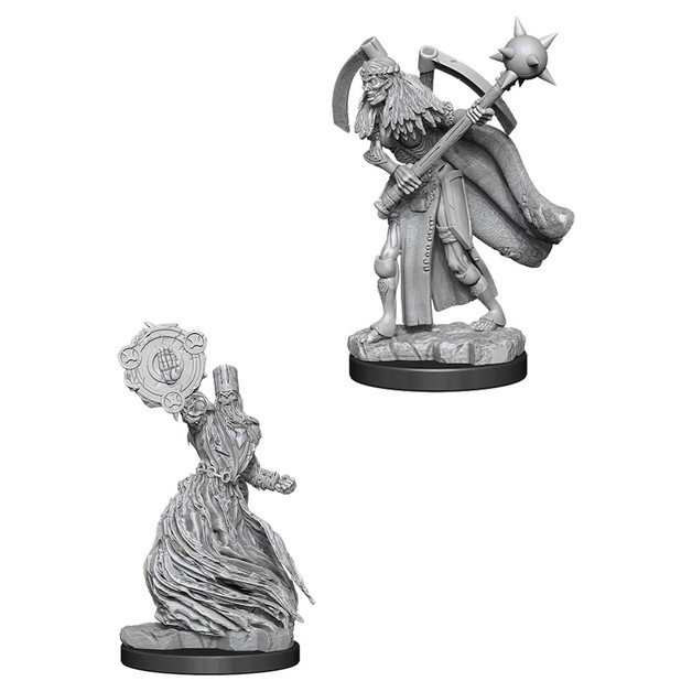 Pathfinder Deep Cuts: Unpainted Miniature Figures - Liches