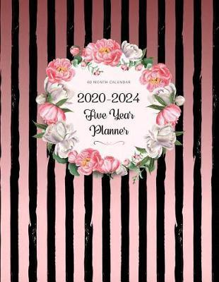 2020-2024 Five Year Planner by Michelia Creations