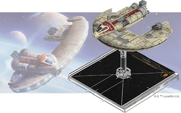 Star Wars X-wing Punishing One Expansion Pack