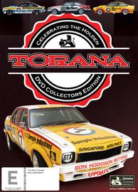 Holden Torana Collection on DVD image