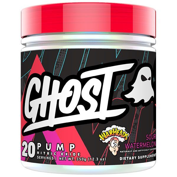 Ghost: Pump Nitric Oxide - Pineapple (20 Serve)