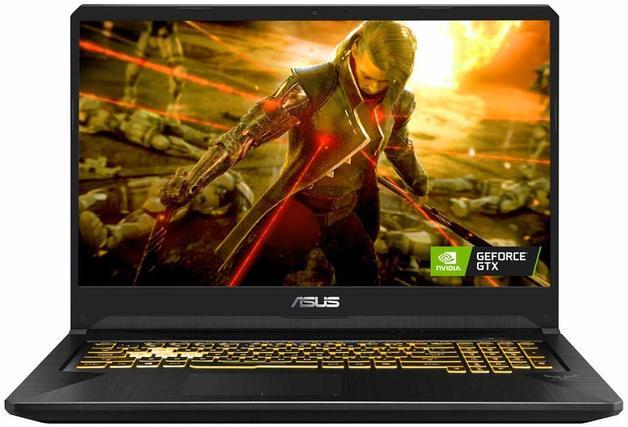 "17.3"" ASUS Ryzen 5 16GB 512GB TUF Gaming Notebook"