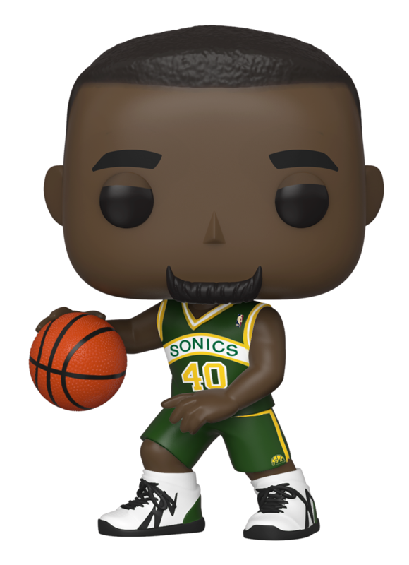 NBA: Sonics - Shawn Kemp Pop! Vinyl Figure