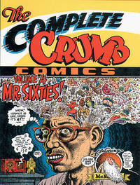 The Complete Crumb Comics: Volume 4: Mr.Sixties by Robert Crumb image