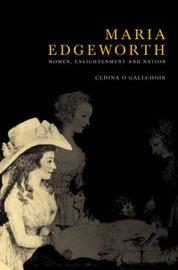 Maria Edgeworth by Cliona O Gallchoir image