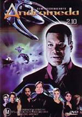Andromeda 2.10 on DVD