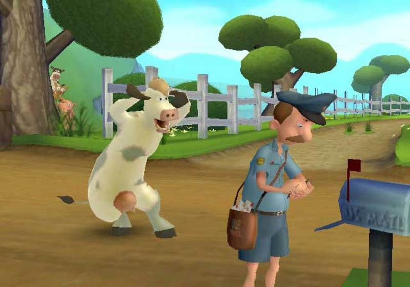Barnyard for PC Games image