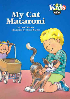 My Cat Macaroni by Geoff Patton