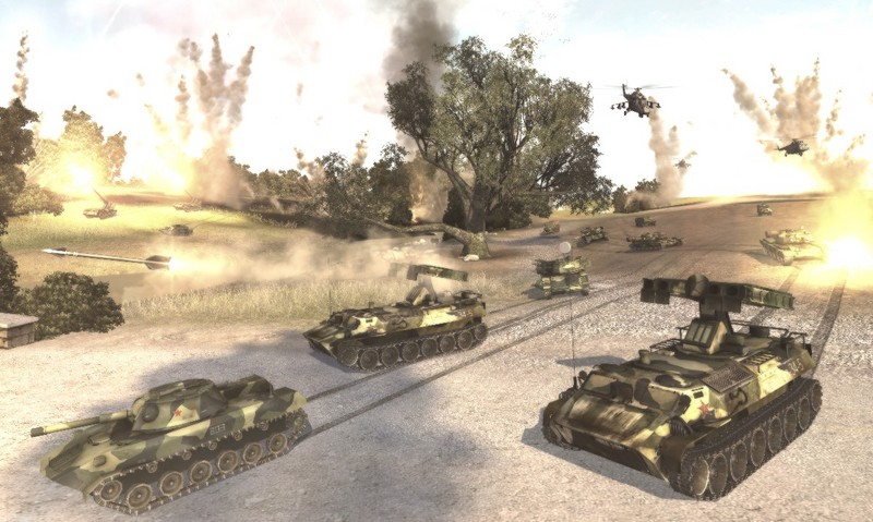 World in Conflict (That's Hot) for PC Games image