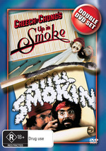 Cheech And Chong's Up In Smoke / Still Smokin' (2 Disc Set) on DVD