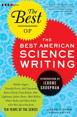 The Best of the Best American Science Writing by Jesse Cohen image