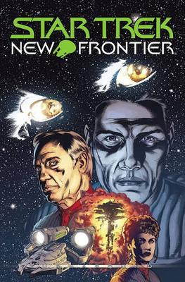 Star Trek: New Frontier by Peter David image