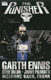 Punisher: Welcome Back, Frank by Garth Ennis
