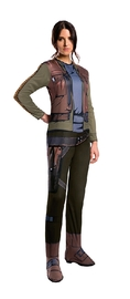 Star Wars Rogue One Jyn Erso Classic Costume (Size Small)