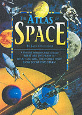 Atlas Of Space by Jack Challoner image