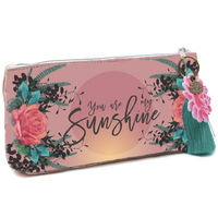 Papaya Small Cosmetics Bag - Sunshine