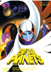 Battle Of The Planets - Vol 2 on DVD
