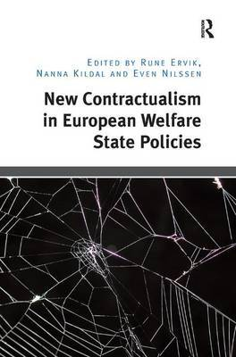 New Contractualism in European Welfare State Policies by Rune Ervik