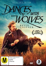 Dances With Wolves Collector's Edition on DVD