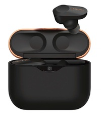 Sony WF-1000XM3 Industry Leading Noise Canceling Truly Wireless Earbuds - Black