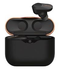 Sony WF1000XM3 True Wireless Noise Cancelling In-Ear Headphones (Black) image