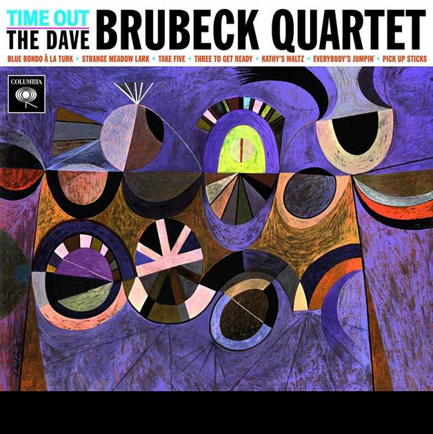 Time Out by Dave Brubeck Quartet