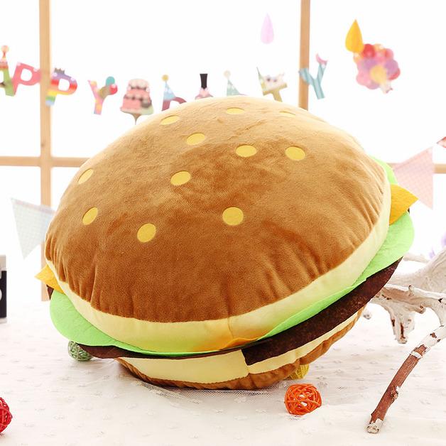 Burger Plush (40cm)