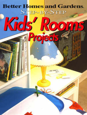 Kids' Rooms Projects by Better Homes & Gardens image