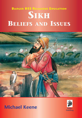 Sikh Beliefs and Issues Student Book by Mike Keene image