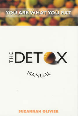 The Detox Manual by Suzannah Olivier image