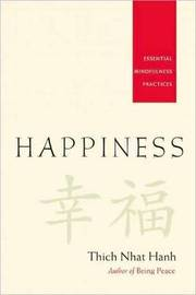Happiness by Thich Nhat Hanh image