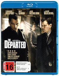 The Departed on Blu-ray image